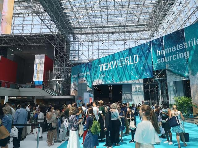 紡織頭條 | 互惠合作贏未來,第20屆中國紡織品服裝貿易展(紐約)盛大啟幕